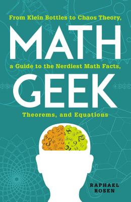 Cover for Math Geek