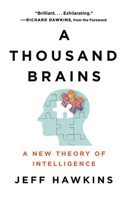 A Thousand Brains: A New Theory of Intelligence cover