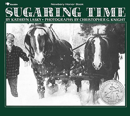 Sugaring Time Cover Image