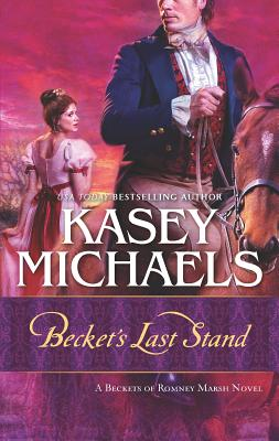 Cover for Becket's Last Stand