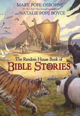 The Random House Book of Bible Stories Cover Image