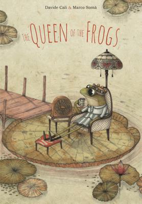 The Queen of the Frogs Cover Image