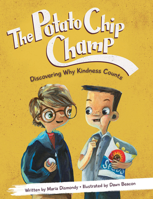 The Potato Chip Champ Cover