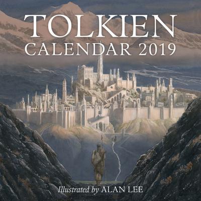 Tolkien Calendar 2019 Cover Image