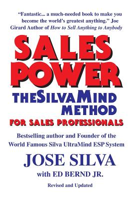 Sales Power, the SilvaMind Method for Sales Professionals Cover Image