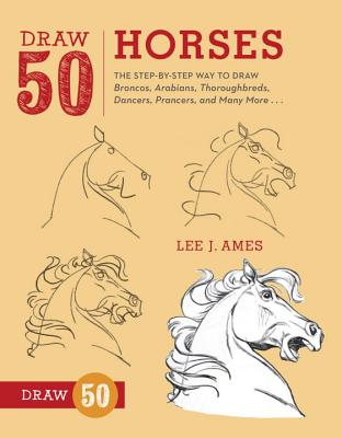 Draw 50 Horses Cover