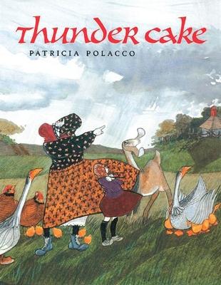 Cover for Thunder Cake