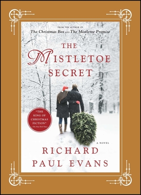 The Mistletoe Secret Cover
