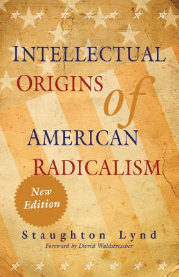 Intellectual Origins of American Radicalism Cover Image