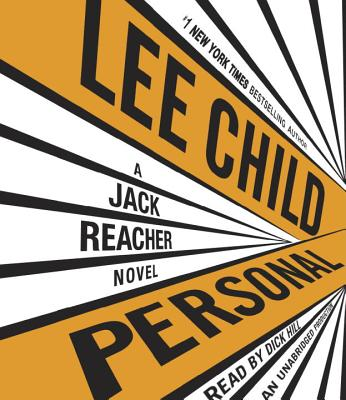 Personal: A Jack Reacher Novel Cover Image