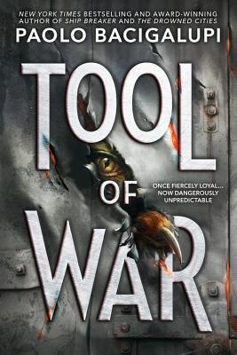 Cover for Tool of War (Ship Breaker)