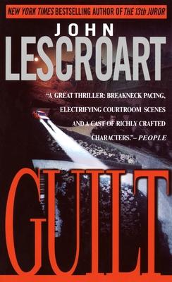 Cover for Guilt (Abe Glitsky)
