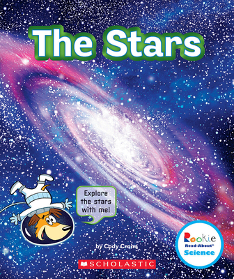 The Stars (Rookie Read-About Science: The Universe) Cover Image