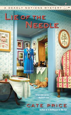 Lie of the Needle Cover