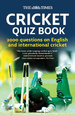 The Times Cricket Quiz Book Cover Image