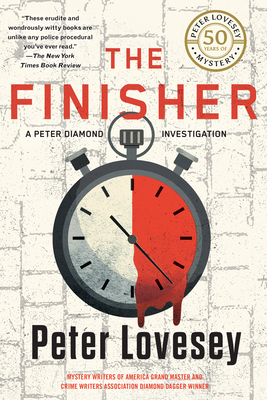 The Finisher (A Detective Peter Diamond Mystery #19) Cover Image