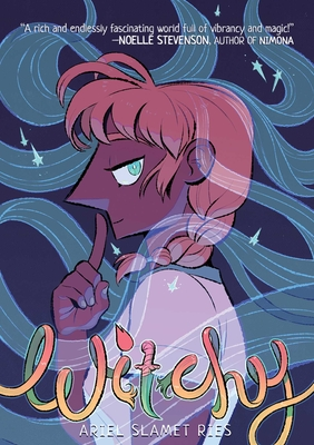 Witchy Vol. 1 Cover Image