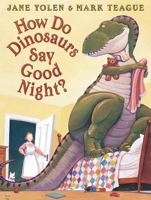 How Do Dinosaurs Say Good Night? Cover