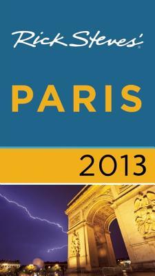Rick Steves' Paris 2013 Cover