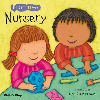 Nursery (First Time (Childs Play)) Cover Image