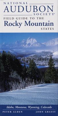 National Audubon Society Regional Guide to the Rocky Mountain States Cover