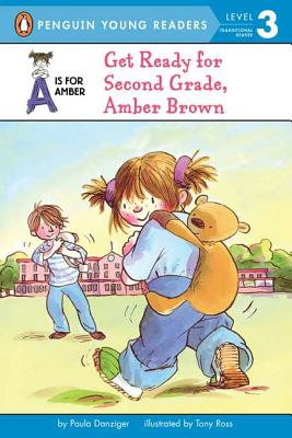 Get Ready for Second Grade, Amber Brown (A Is for Amber #4) Cover Image
