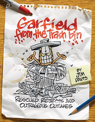 Garfield from the Trash Bin Cover