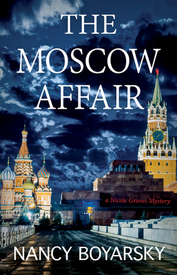 Cover for The Moscow Affair