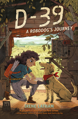 D-39: A Robodog's Journey Cover Image