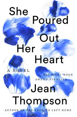 She Poured Out Her Heart Cover Image