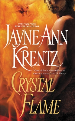 Cover for Crystal Flame
