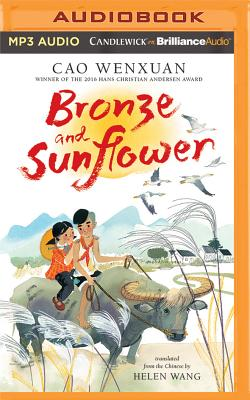 Cover for Bronze and Sunflower