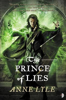 Cover for The Prince of Lies