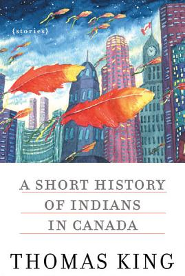 A Short History of Indians in Canada: Stories Cover Image