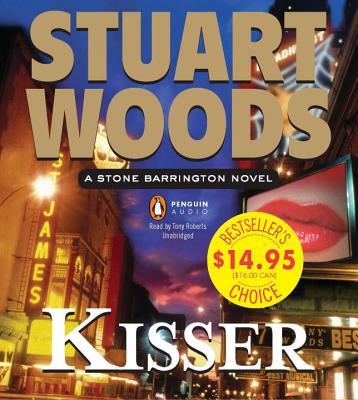 Kisser: A Stone Barrington Novel Cover Image