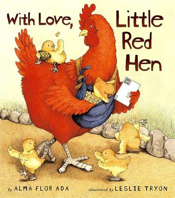 With Love, Little Red Hen Cover