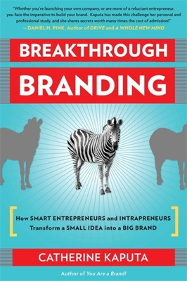 Breakthrough Branding Cover