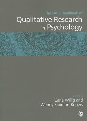 The Sage Handbook of Qualitative Research in Psychology Cover Image
