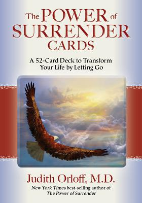 The Power of Surrender Cards: A 52-Card Deck to Transform Your Life by Letting Go Cover Image