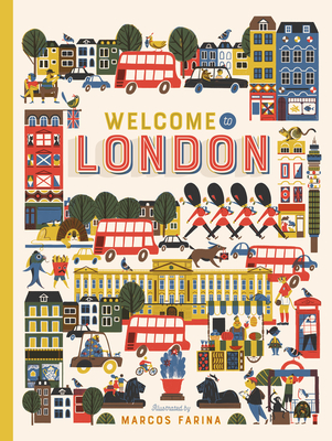 Welcome to London by Marcos Farina