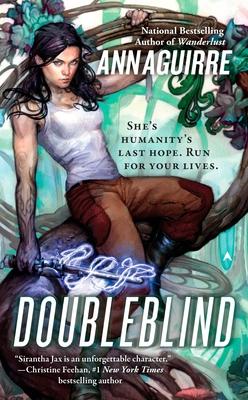 Doubleblind (A Sirantha Jax Novel #3) Cover Image