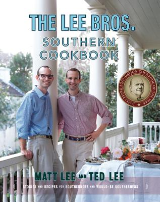 The Lee Bros. Southern Cookbook Cover