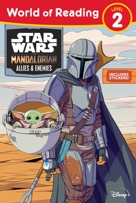 Star Wars: The Mandalorian: Allies & Enemies Level 2 Reader (World of Reading) Cover Image