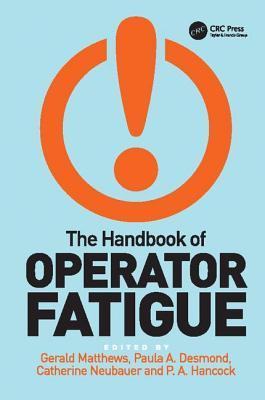 The Handbook of Operator Fatigue Cover Image