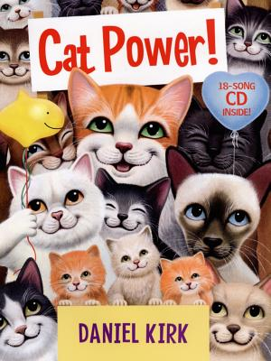 Cat Power (Book and CD) Cover
