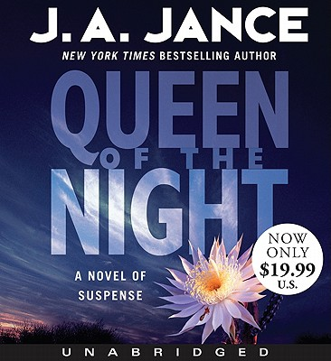 Queen of the Night Low Price: A Novel of Suspense (Walker Family Mysteries #4) Cover Image
