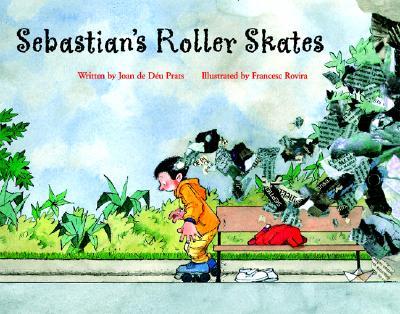Sebastian's Roller Skates Cover Image