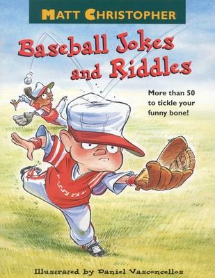 Matt Christopher's Baseball Jokes and Riddles Cover Image