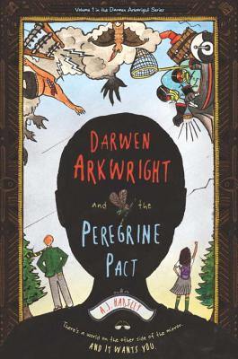 Darwen Arkwright and the Peregrine Pact Cover