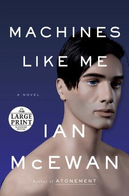 Machines Like Me: A Novel Cover Image